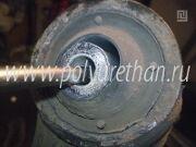 Сайлентблоки с запрессованной внутренней металлической втулкой