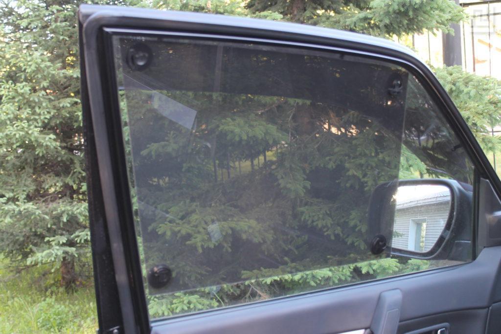 солнцезащитный экран с уф-защитой