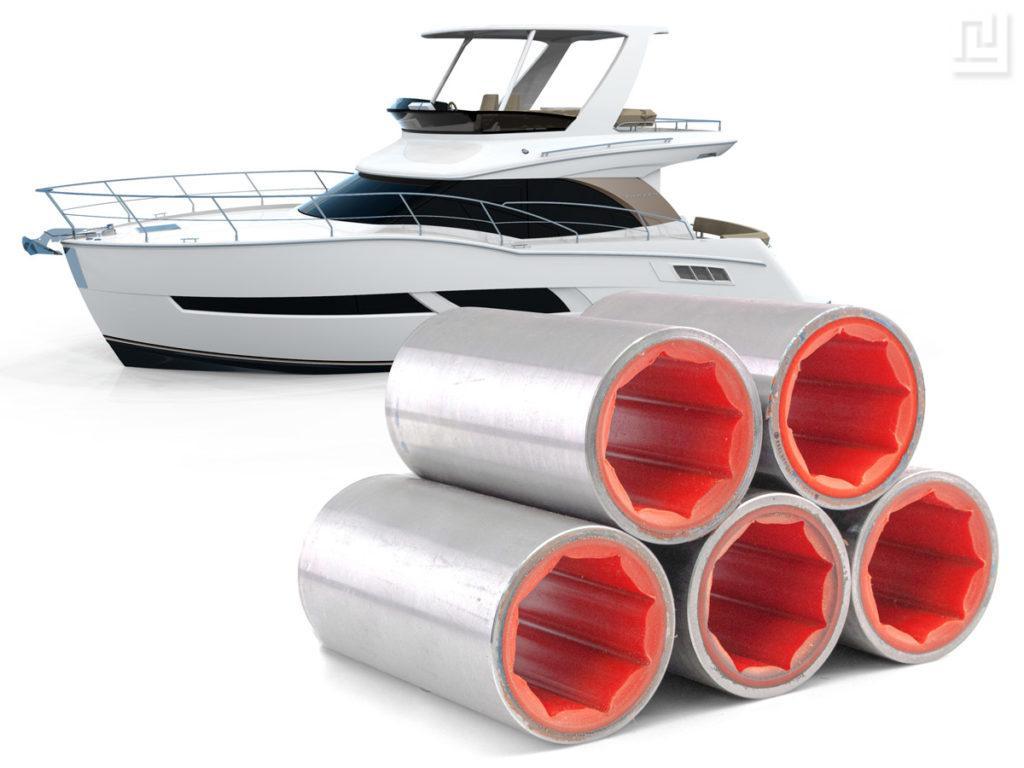 полиуретановые детали применяются в большинстве отраслей промышленности